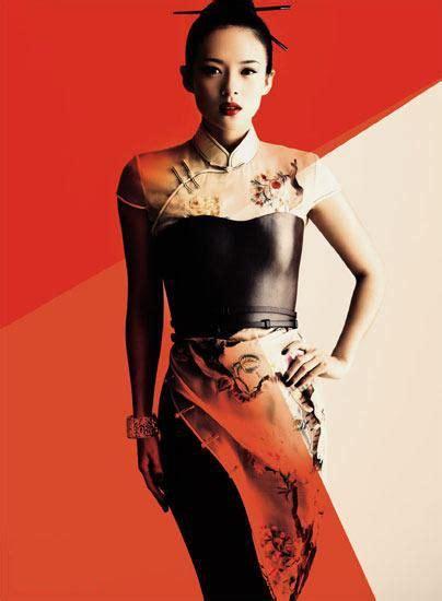 zhang ziyi cheongsam movie star ziyi zhang in oriental qipao dress http www