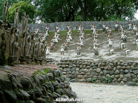 Photos Of Rock Garden Chandigarh Nek Chand Rock Garden Of Chandigarh Xcitefun Net