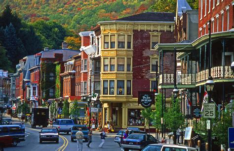 america towns american towns jim thorpe pennsylvania photograph by blair seitz