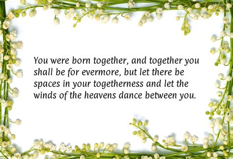 Wedding Wishes Kahlil Gibran by Pin Browse Parenting Quotes And About On On