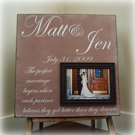 Gifts of Service, Personalized Wedding Gifts   Weddingfully