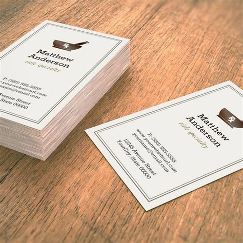 Classic Business Cards Templates by Best 25 Classic Business Card Ideas On Modern