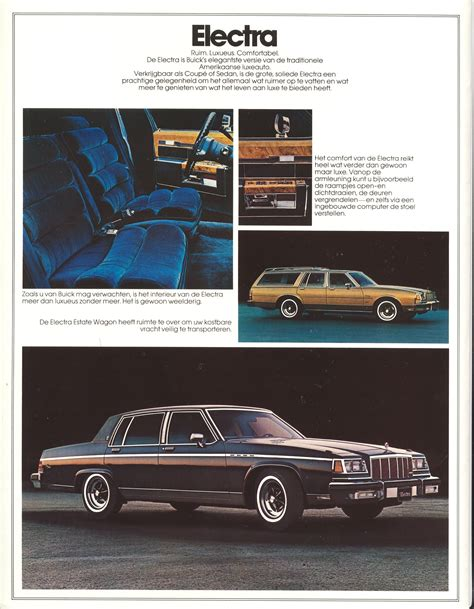 old cars and repair manuals free 1984 buick electra interior lighting 1984 buick brochure