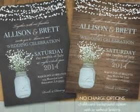 jar wedding invitation templates 25 best ideas about jar wedding invitations on