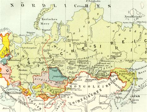 russian history maps map historical russia images
