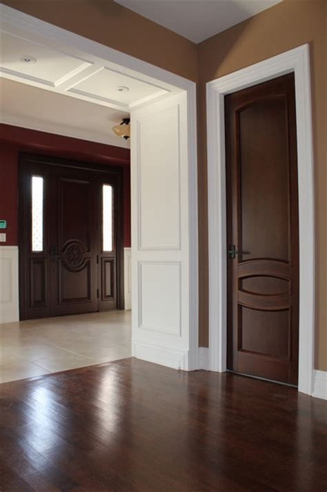front door hanging decor interior door trim profiles interior doors white trim with brown