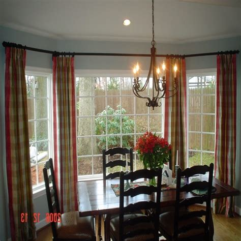 Dining Curtain Designs Inspiration Furniture New Bay Window Installation In Waltham Ma Dlm Remodeling Valances For Dining Room Bay