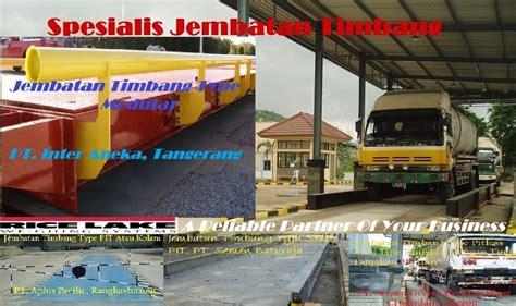 Timbangan Truk Digital jembatan timbang atau truck scale jual jembatan timbang