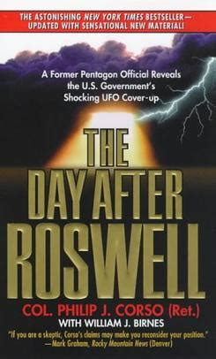 roswell s secret defending america books the day after roswell