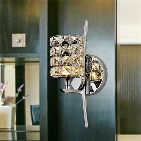 modern dimmable led wall light sconce l indoor