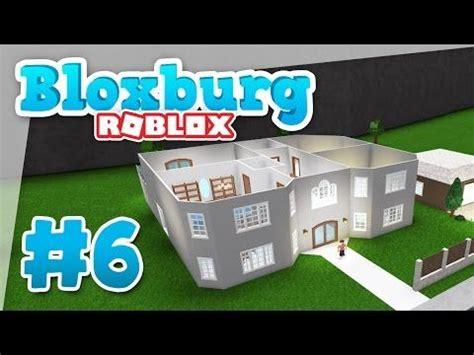 (57) bloxburg #6 building a second floor (roblox welcome