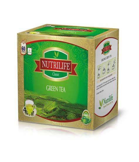 nutrilife food nutrilife green tea buy nutrilife green tea at best prices in india snapdeal