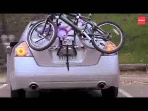 Allen Sports Deluxe 2 Bike Trunk Rack by Allen Sports Deluxe 2 Bike Trunk Mount Rack Features