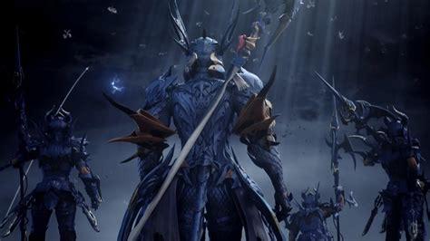 The Dragoon xiv of the dragoon mmorpg
