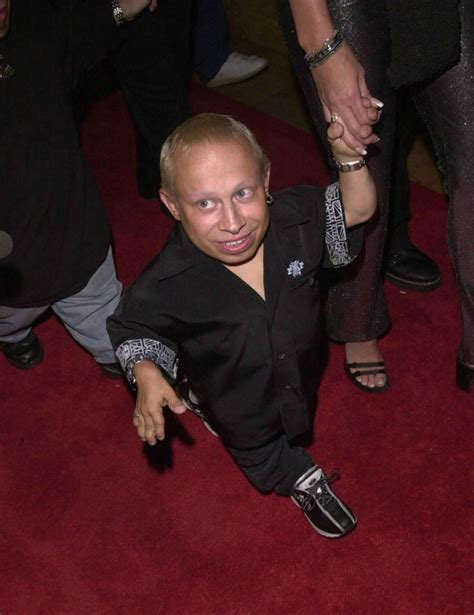Mini Me Returns To Rehab by Verne Troyer Hospitalized Mini Me Back To Rehab