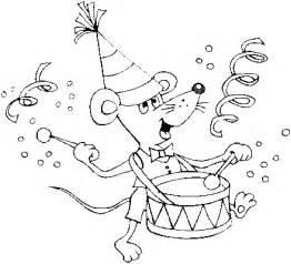 coloriage carnaval masques 233 guisement carnaval confetis serpentin fete 011