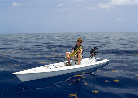 skiff fishing boat motorized fishing kayak pictures solo skiff solo skiff