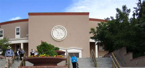 new mexico state capitol santa fe nm us state new mexico state capitol santa fe roadtrippers