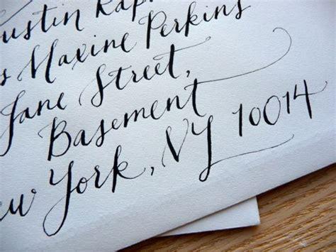 Best Font For Wedding Invitation Envelopes best wedding invitation envelopes fonts