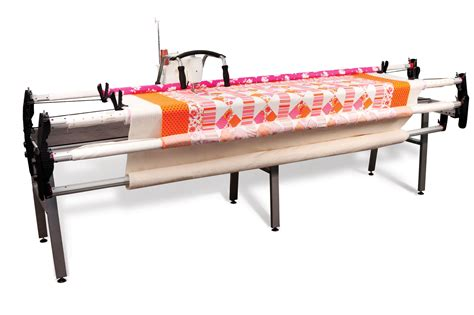 Gracie Quilting Frame by Grace Frame Holds King Size Quilts Quiltcad Software