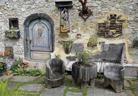 giardino country come arredare casa con giardino idee consigli mobili