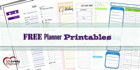 free printable day planner pages 2016 free printable planner pages for 2016 biblejournallove com
