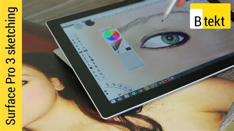 sketchbook pro surface 3 drawing on the surface pro 3 using sketchbook pro