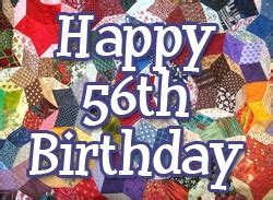 56 Birthday Quotes 56th Birthday Quotes Quotesgram
