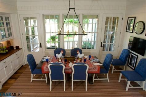 Tour The Fox Hill A Beautiful Quot Southern Living Quot Plan Home Southern Living House Plans Fox Hill