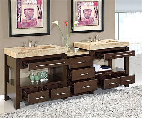 Granite Top For Bathroom Vanity 92 Inch Melita Vanity Extra Large Sink Chest 92 Inch