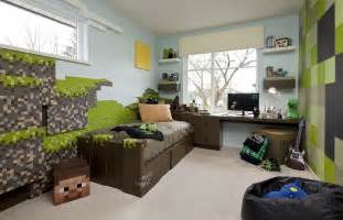 Minecraft Bedroom Ideas Minecraft Kid S Bedroom Minecraft Pinterest