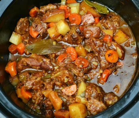best ever crock pot beef stew bigoven 425748