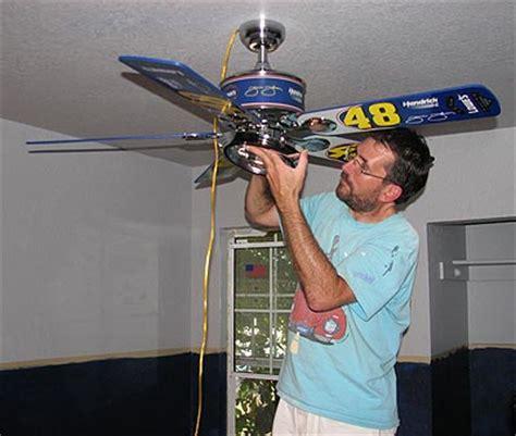 Nascar Ceiling Fan by August 2007 Newsletter