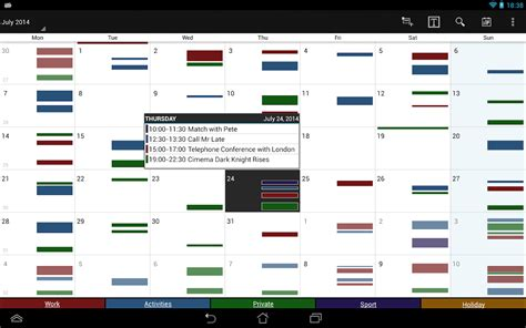 top new android applications july business calendar pro android apps on play