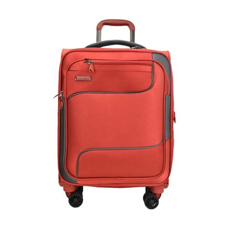 Harga Koper Merk Hush Puppies jual hush puppies 693136 soft spinner luggage koper