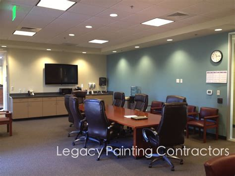 commercial painting contractor tri valley alameda contra costa