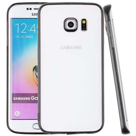 Hardcase Karbon Samsung S6 new soft tpu bumper with ultra clear cover for samsung galaxy s6 edge ebay