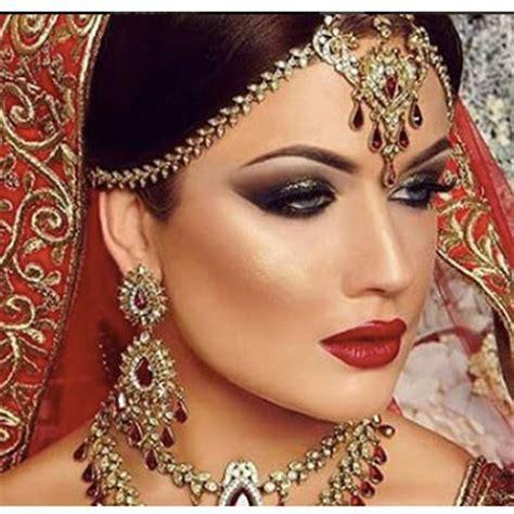 Bridal Dulhan Makeup Images   Saubhaya Makeup