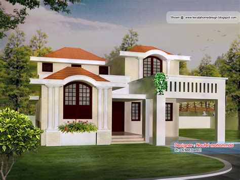 home plan and elevation sq ft kerala house design idea