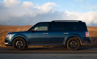 review 2017 ford flex limited ecoboost running out the