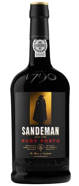liquore porto nv sandeman ruby liquor wine warehouse