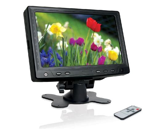 Monitor Lcd 7 Inch 7 inch vga lcd monitor desktop lcd monitor lm 0702 lintech china manufacturer display
