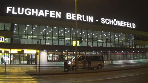 berlijn tegel of schonefeld berlin schonefeld airport from poznań by berlinexpress