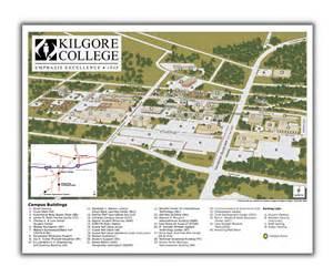 map of kilgore cartography by david burley at coroflot
