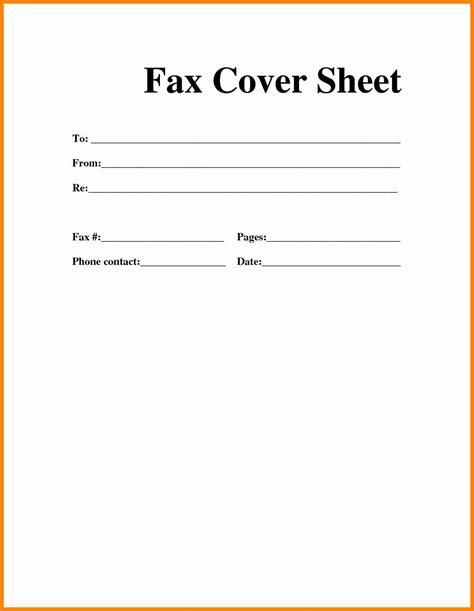 7 free fax cover sheet pdf exclusive resumes