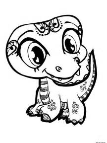 Littlest Pet Shop Coloring Pages Online sketch template