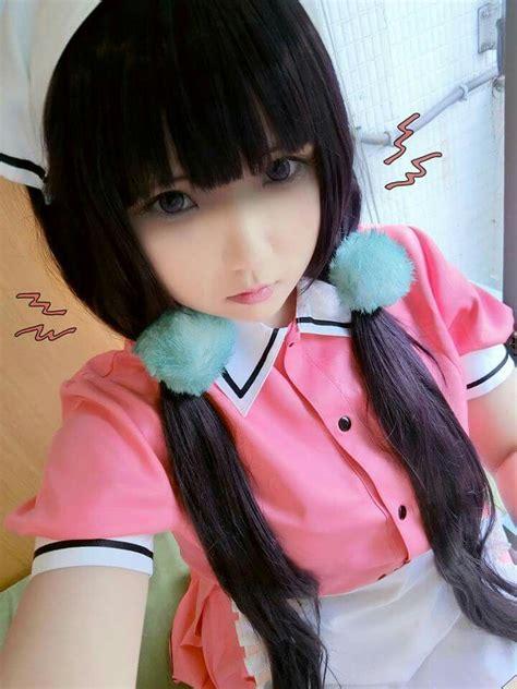 blend  maika cosplay cosplay  aleatoria