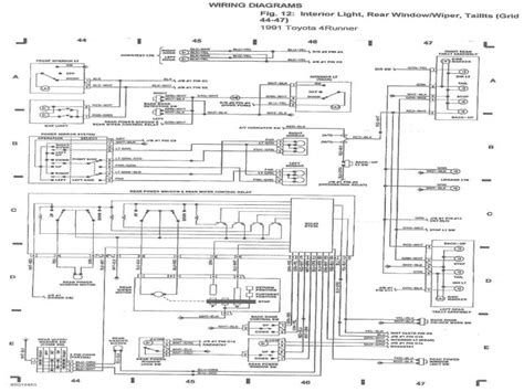 toyota mr2 radio wiring diagram 1986 toyota mr2 radio