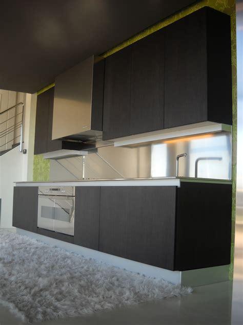 cucine binova prezzi cucina moderna binova continua w in legno rovere moro
