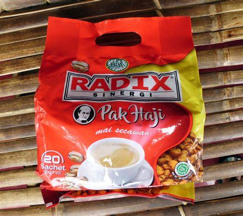 Kopi Radix By Haura Store kopi radik sinergi pak haji hpai sarana muslim store